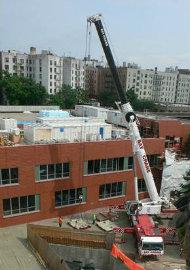 New Settlement Construction